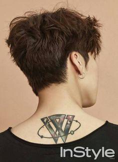 WINNER Seunghoon - InStyle Magazine June Issue '16