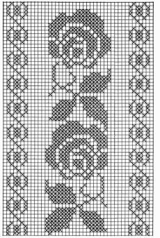 Crochet - table runner - table runner incredibly large number of napkins with circuit diagramsInsanely large number of napkins with schemes ! A dream Crochet Patterns Beginner Easy - Expert Stitches Crochet Bookmark Pattern, Crochet Bookmarks, Crochet Diagram, Crochet Chart, Crochet Motif, Cross Stitch Bookmarks, Cross Stitch Borders, Cross Stitch Flowers, Cross Stitching
