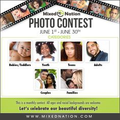 Mixed Nation Photo Contest