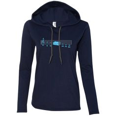 A cute and funny solfege music long sleeve t-shirt hoodie that all teen girls and juniors will want. It's the music gift every music teacher and musician needs. Look incredible wearing it to rehearsals, music lessons and in the classroom. Get a hoodie for yourself here: https://musicreadingsavantstore.com/products/sofa-solfege-music-ladies-long-sleeve-t-shirt-hoodie   Hoodies for Teens Funny   Hoodies Cute for Teens
