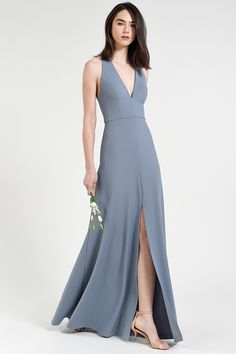 fce1231cd696 Color: Mayan Blue @ jenny yoo Bridesmaid Dresses, Wedding Dresses, Fashion,  Bride