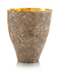 John Richard Tall Cast Bowl With Texture JRA-9218
