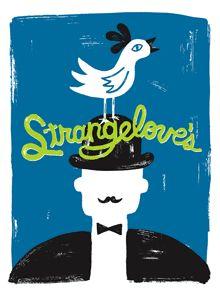 Strangelove's :: 11th Street (btw Walnut & Locust) :: Philadelphia