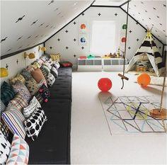 De 9 leukste speelse slaapkamers voor kinderen.. ze zullen zich nooit vervelen! - Zelfmaak ideetjes