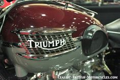 The 1961 Triumph pre-unit 650 twin, w/eye-popping Pictures, Specs, History & more. Triumph T120, Triumph Bonneville, Triumph Motorcycles, Cars And Motorcycles, British Motorcycles, Vintage Motorcycles, Triumph Thunderbird, Street Scrambler, Triumph Street Triple