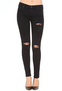 The Legging Ankle in Tempest | Visit http://sweeps.piqora.com/AGHoliday14 to learn how to vin a $500 AG gift card