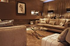 Portfolio of interior design projects in and around London live & play sumptuously