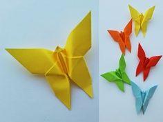 FARFALLE - origami - Videosara