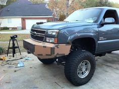 aftermarket bumpers for 2005 gmc trucks | ... pic's of front Bumper - Page 10 - Chevy and GMC Duramax Diesel Forum