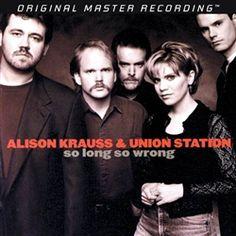 Alison Krauss & Union Station - So Long So Wrong Gain 2 Ultra Analog 180g 2LP Set