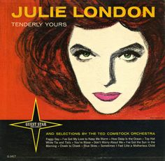 Julie London ‎– Tenderly Yours, 1964.