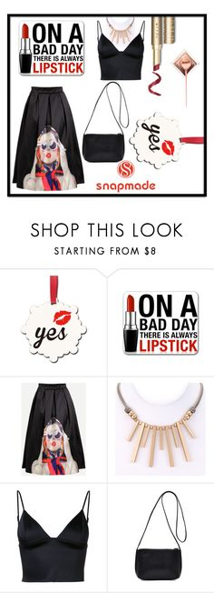 """WIN SNAPMADE $30 COUPON!♡"" by sanya-marc ❤ liked on Polyvore featuring T By Alexander Wang"