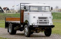 1964 DAF V1600 4x4