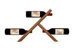 Simple Wine Rack, wine racks,wooden,easy,free woodworking plans,projects,diy,beginners