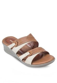 Casual Sandals from Spiffy in brown_1