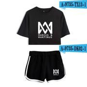 T-shirt Shorts Pants Marcus Martinus Tracksuit Women T Shirt And Shorts, Tour T Shirts, Cool Outfits, Gym Shorts Womens, T Shirts For Women, Hoodies, Pants, Singers, Backpack
