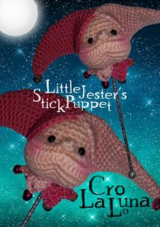 Little Jester's Stick Puppet is only freely available for our customers on our Facebook group (this group is only for customers from CroLaLuna).