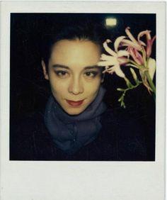 Tina Chow by Tony Viramontes, 1980s