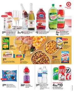 Target - Sale starts November 17, 2013 - November 23, 2013 Rice Chex, November 23, Oreo, Target, Food, Essen, Yemek, Target Audience, Meals