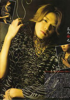 2013.09 myojo Takaki Yuya