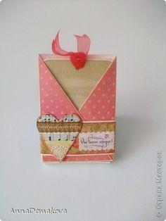 открытки день святого валентина скрапбукинг - Поиск в Google