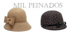 Clásico sombrero años 20'