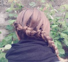 Lateral braid - thebeautypoison