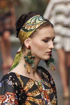 Dolce & Gabbana Spring / Summer 2013