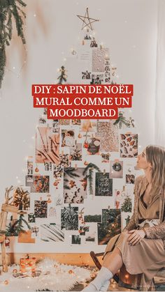Noel Christmas, Modern Christmas, Christmas Crafts, Diy Masking Tape, Photo Cabine, Little Box, Yule, Diy And Crafts, Photo Wall