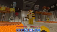Minecraft on Switch isn t constrained to 720p because of the console s power, says… #VideoGames #because #console #constrained #microsoft