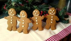 Mennonite Girls Can Cook: Soft & Chewy Gingerbread Cookies