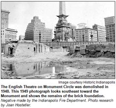 Image from http://hoosierhistorylive.org/images/English-Theater-and-Opera-House-site-after-demolition-Indianapolis-1949.png.