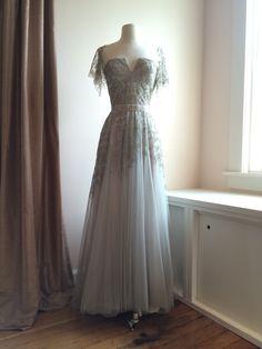 Vintage dress at Xtabay.