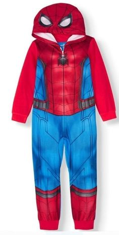 New Boy/'s Spyder Jamm Shorts Red Marvel Medium M Spider-Man Youth