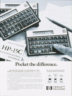 The 15C was the first HP and first RPN calculator I owned. I'd give the guy back his 400 bucks for mine in the same condition!
