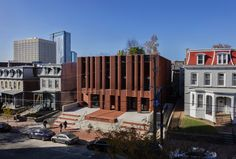 Gallery of Center for Jewish Life at Drexel University / Stanley Saitowitz | Natoma Architects - 11