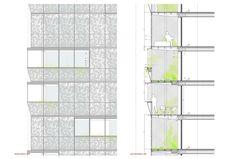 Gallery of Casablaca Anfa: Herreros Arquitectos' Proposal for a Mixed-Use Building in Morocco - 4
