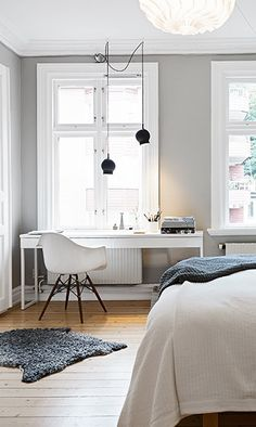Apartment in Gotheburg - via Coco Lapine Design