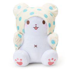plush toy lovely marumofubiyori blanket bear soft stuffed doll pendant girl gift