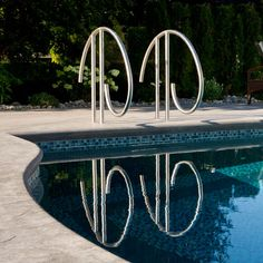 Best Stunning Bronze Custom Pool Handrail Pool Updating In 400 x 300