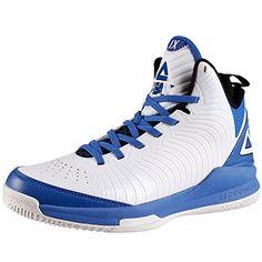 cbf7b86c57608b PUMA Men s Sky II Hi Mono NBK Surf The Web White Sneaker PUMA Basketball  Shoes