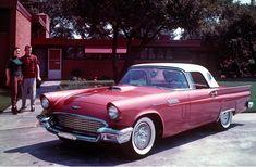 Ford Thunderbird (1955-1957) : SpeedDoctor.net