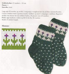 Носки-детям \ орнамент ....................................... - Всем, кто вяжет, дарю старые идеи для новых работ — ЖЖ Knitting Help, Baby Hats Knitting, Knitting Videos, Fair Isle Knitting, Knitting Charts, Knitting For Kids, Baby Knitting Patterns, Knitting Socks, Knitted Hats
