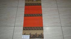 Afrikanischen roten Stoff / rot Sarong Stoff / von handicraftafrica