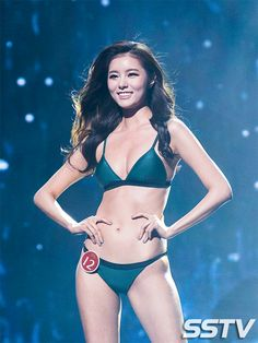 [스타서울TV] 2016 미스코리아 김진솔 Star Gif, Korean Women, String Bikinis, Kpop, Stars, Swimwear, Fashion, Dental Floss, Bathing Suits