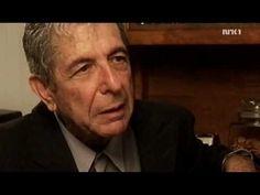 ▶ Leonard Cohen - Montreal interview, part 2 of 3 (NRK, 2006) - YouTube