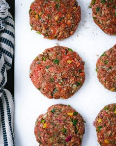 Whole30 Greek Burgers Paleo Primal Easy Summer BBQ Recipe