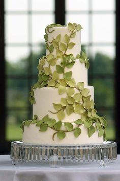Grace Ormonde Wedding Style Platinum Member  Ana Parzych Custom Cakes, Cheshire, CT; Photography: Prestige-Barkley Photographic  http://www.weddingstylemagazine.com/photo-galleries/cakes