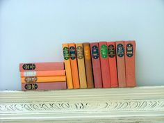#thinkcolorfully book collection