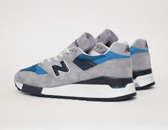 #NewBalance 998 MD - Made in USA #sneakers